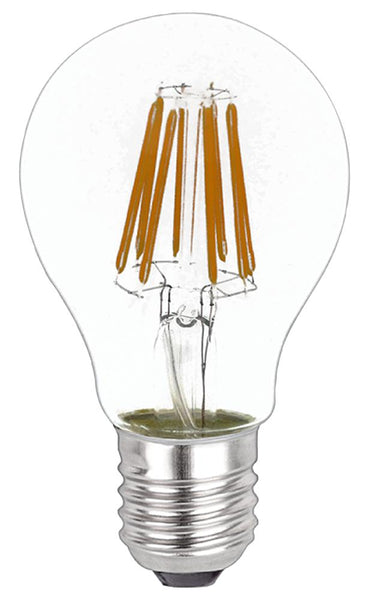 PRO-ELEC 8W LED A60 FILAMENT LAMP 2700K