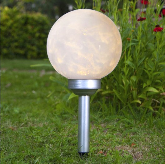 Solar LED Rotating Garden Mood Ball
