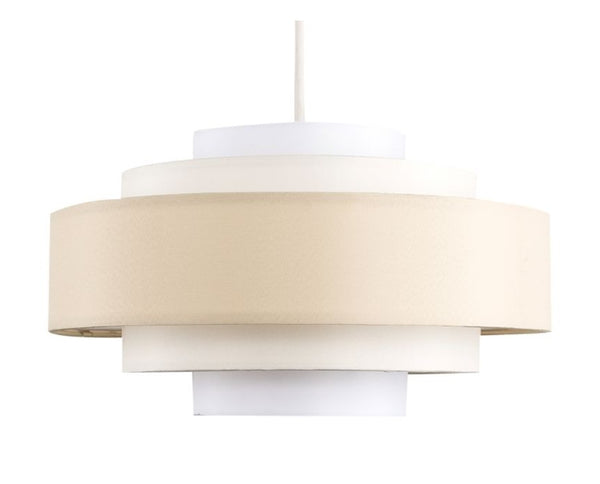 HAMPSHIRE 5 TIERED NE PENDANT SHADE