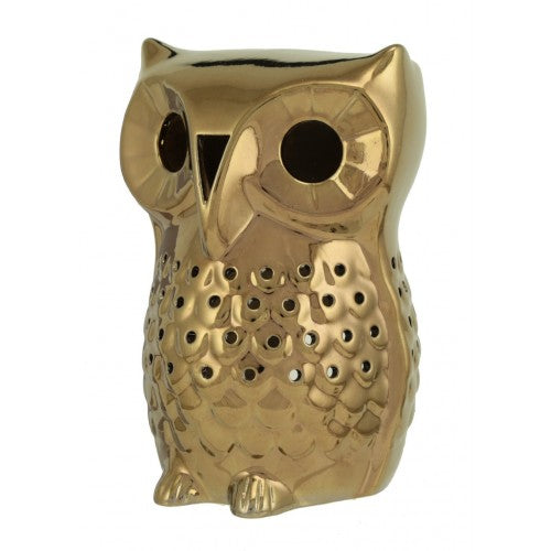 Owl Tealight Holder