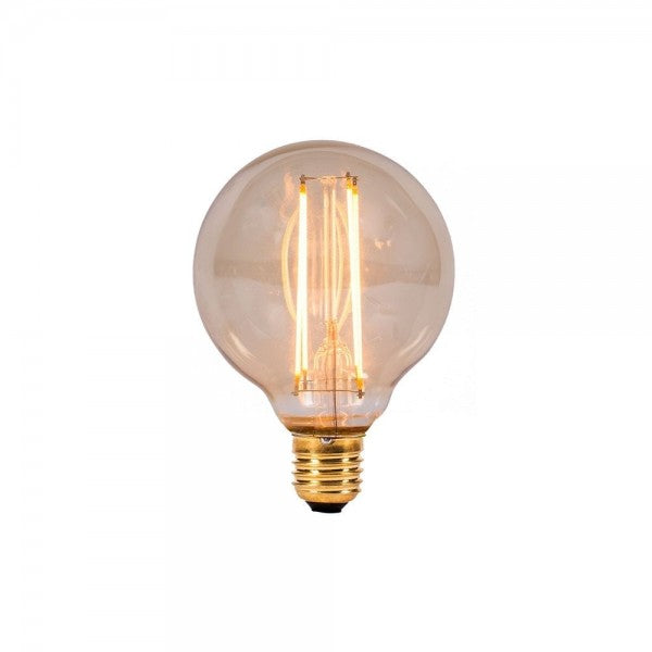 Forum Lighting 6W Warm white Vintage LED Dimmable Filament Lamp B22
