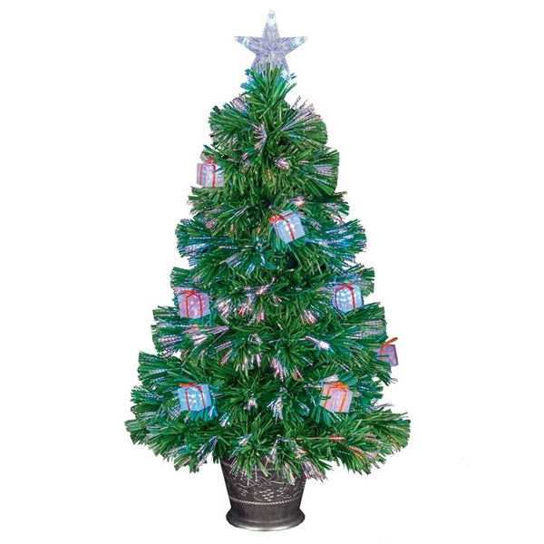 Premier 1.2 Metre GREEN Fibre Optic tree