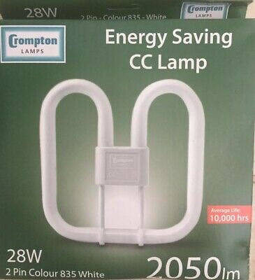 CROMPTON LAMPS ENERGY SAVING CC LAMP