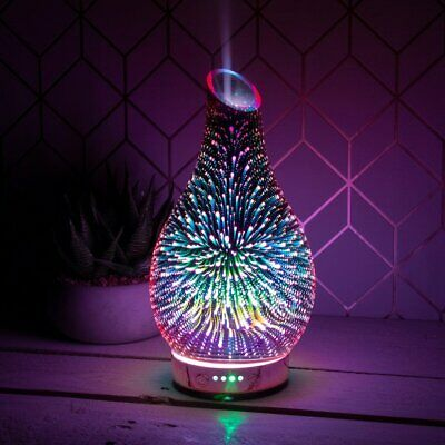 Desire 3D Fireworks Humidifier