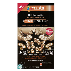 Premier 100 Multi action Indoor Outdoor LED Warm