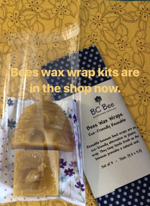 Load image into Gallery viewer, Beeswax Wrap Kit