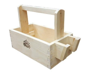 Load image into Gallery viewer, Beekeepers Tool Box - Wood Caddy