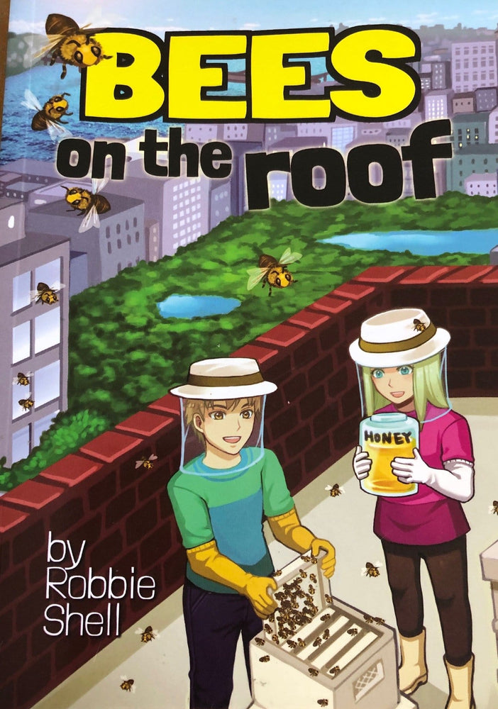 Book: Bees On The Roof
