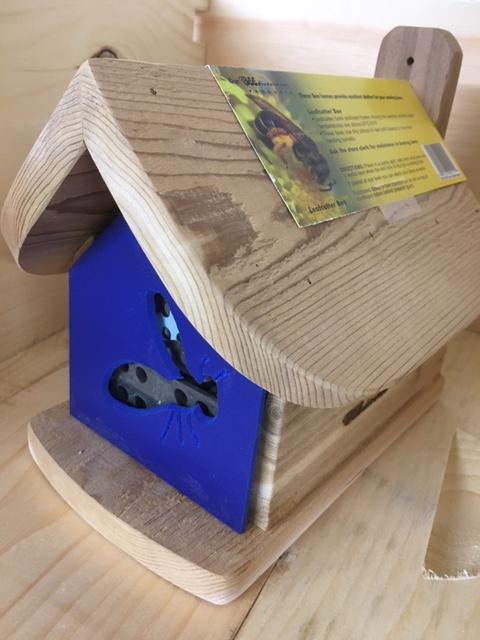 Load image into Gallery viewer, Mason Bee Chalet, 30 Hole