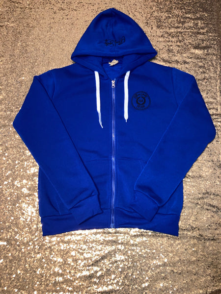 Fleece Zip up Hoodie