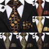 Gold Men Ties