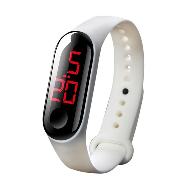 Sport Casual LED Watch - Men's Essential Store