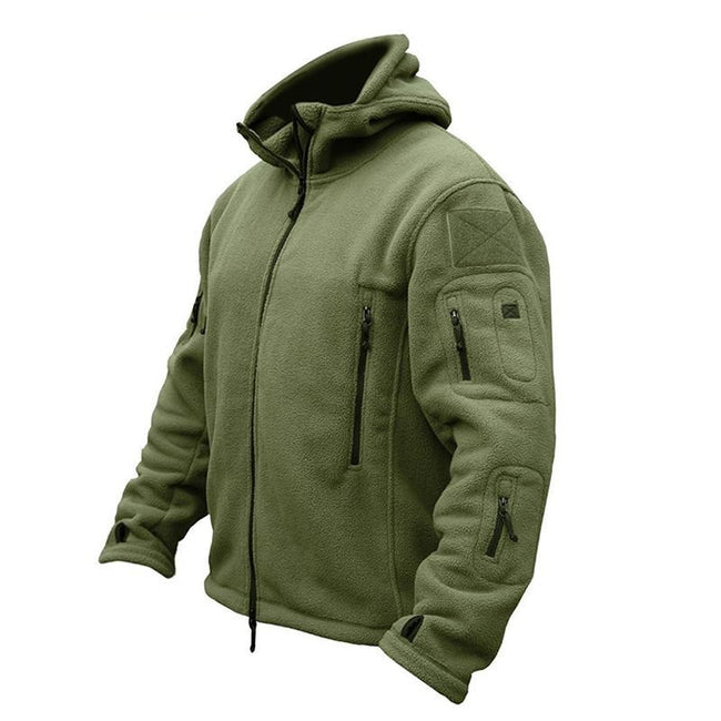 Winter Airsoft Military Jacket - Men's Essential Store