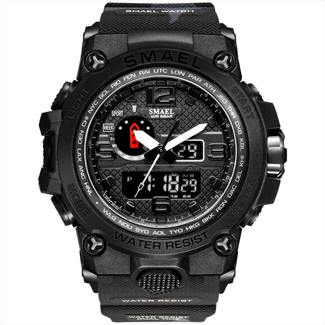 Military Sport Watch - Men's Essential Store