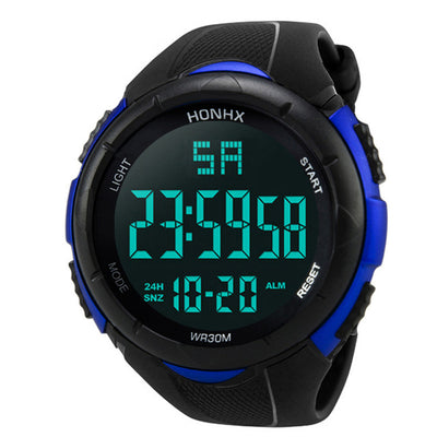Sport Digital LED Waterproof Wrist Watch - Men's Essential Store