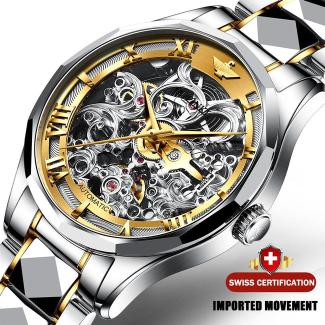 Automatic Mechanical Watch - Men's Essential Store