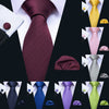 11 Colors Solid Silk Ties - Men's Essential Store