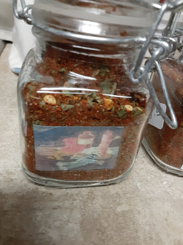 A-Marie Laveau's Hot n Spicy Chili Seasoning