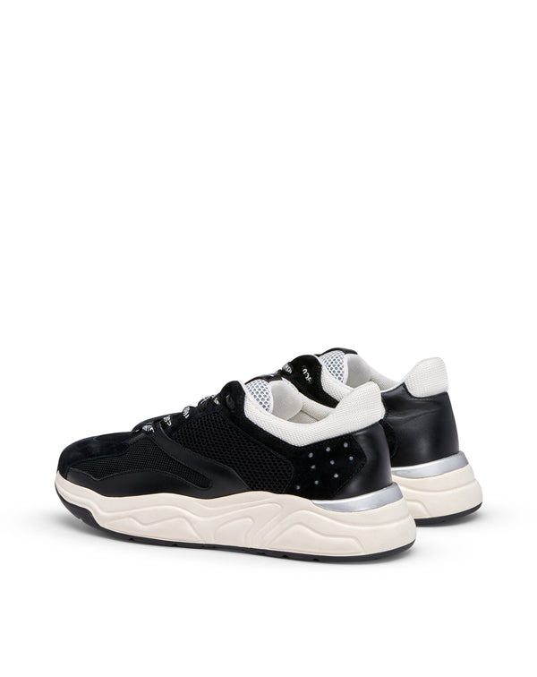 Black and white sneakers GIZZY
