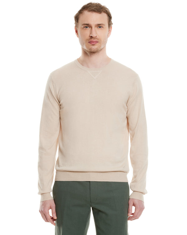 Sweat HONFLEUR Beige