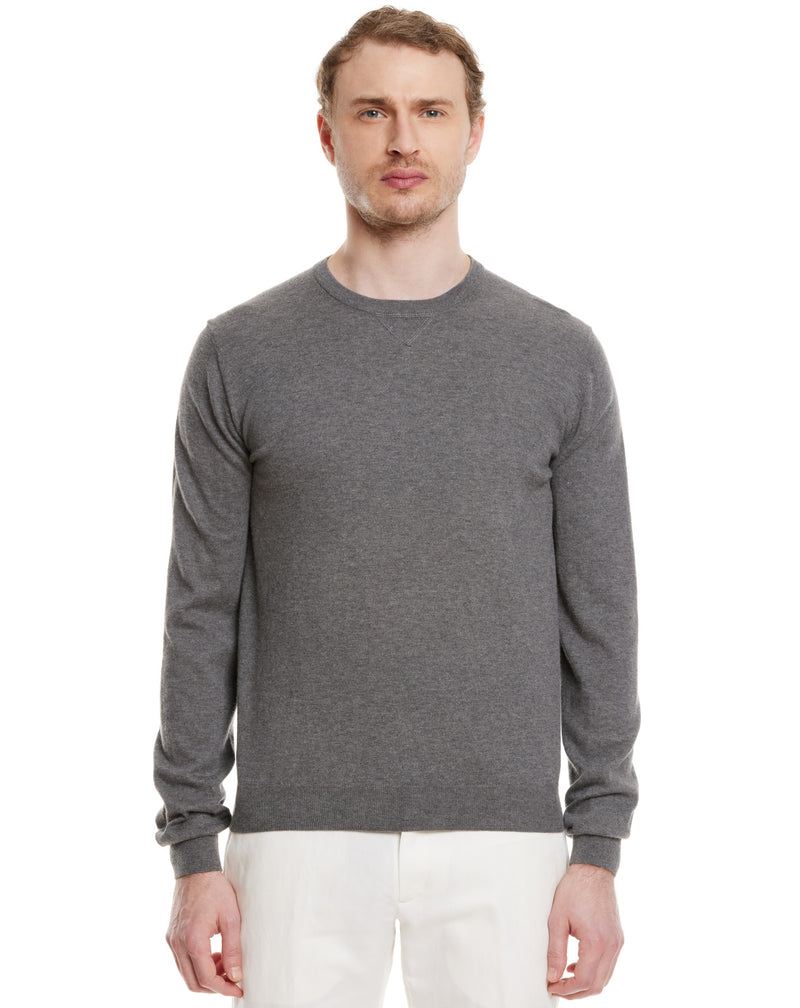 Sweat HONFLEUR Gris Anthracite