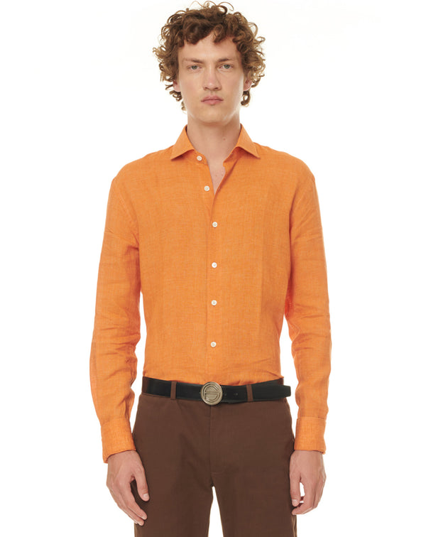 Chemise SAINT TROPEZ Orange