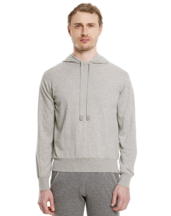 Sweat CAEN Gris Clair