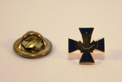 Lapel Pin, Canadian/Canada Order of Military Merit, Officer (Gold Leaf)