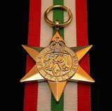 WW2 British/Canada/Commonwealth Italy Star, Reproduction