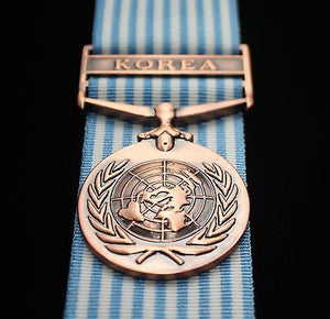 UN Korea Service Medal, Reproduction