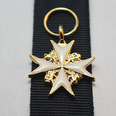 Order of St John of Jerusalem, Knight/Dame of Justice, Miniature