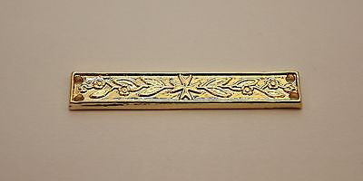 St John Service Medal Long Service Bar, Gold, Full Size Reproduction