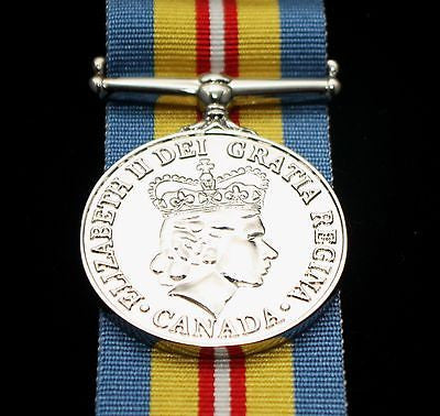 Canadian Korea Volunteer Service Medal, Reproduction