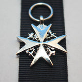 Order of St John of Jerusalem, Serving Member, Miniature