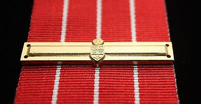 Canadian Forces Decoration Clasp/Bar, Miniature