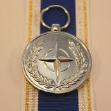 NATO Meritorious Service Medal with Clasp, Full Size