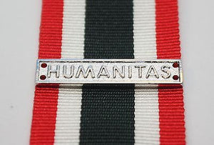 Canadian Special Service Medal HUMANITAS Bar, Reproduction