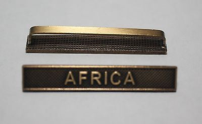 NATO Full Size Clasp, Africa