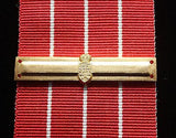 Canadian Forces Decoration Clasp/Bar, Reproduction