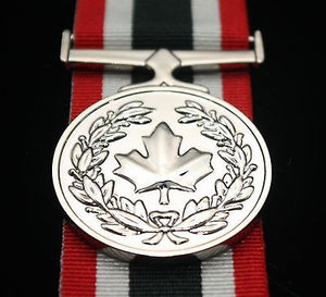 Special Service Medal with NATO/OTAN Bar, Full Size Reproduction
