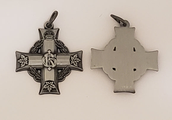 Canadian Memorial Cross (Silver Cross), GV,  Reproduction