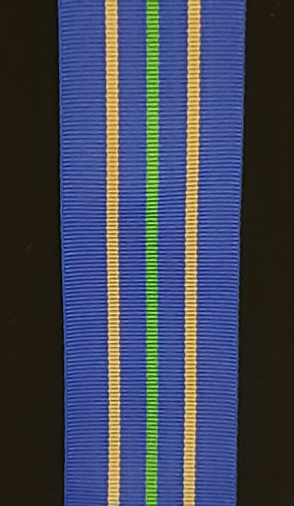 Ribbon, Alberta Law Enforcement Medal