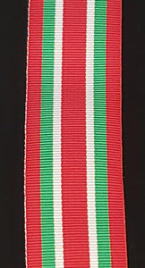Ribbon, Ontario Fire Long Service Medal