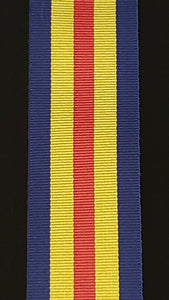 Ribbon, Alberta, Calgary Police Distinguished Service Medal