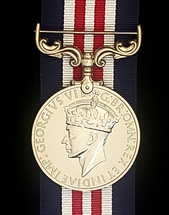 Military Medal (GVI), Reproduction