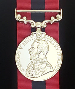 Distinguished Conduct Medal (GV), Reproduction