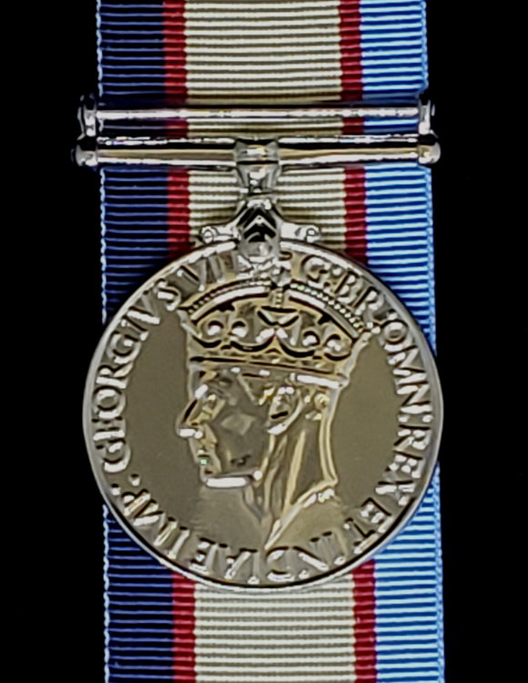 WW2 Australian Service Medal, Reproduction