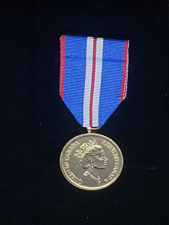 Queen's Gold Jubilee Medal (2002) , Original