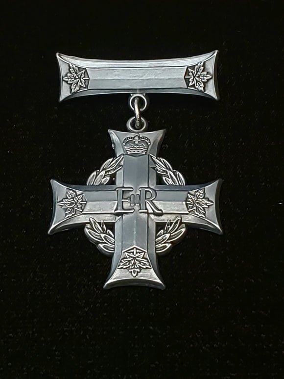 Canadian Memorial Cross (Silver Cross), EIIR ,  Reproduction