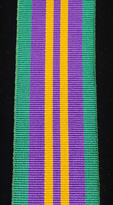 Ribbon, UK Accumulated Campaign Medal 2011